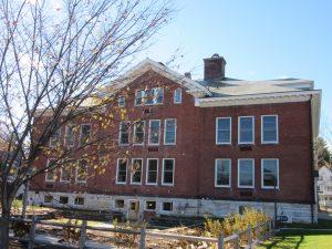 Southworth Schoolhouse, 96 School Street